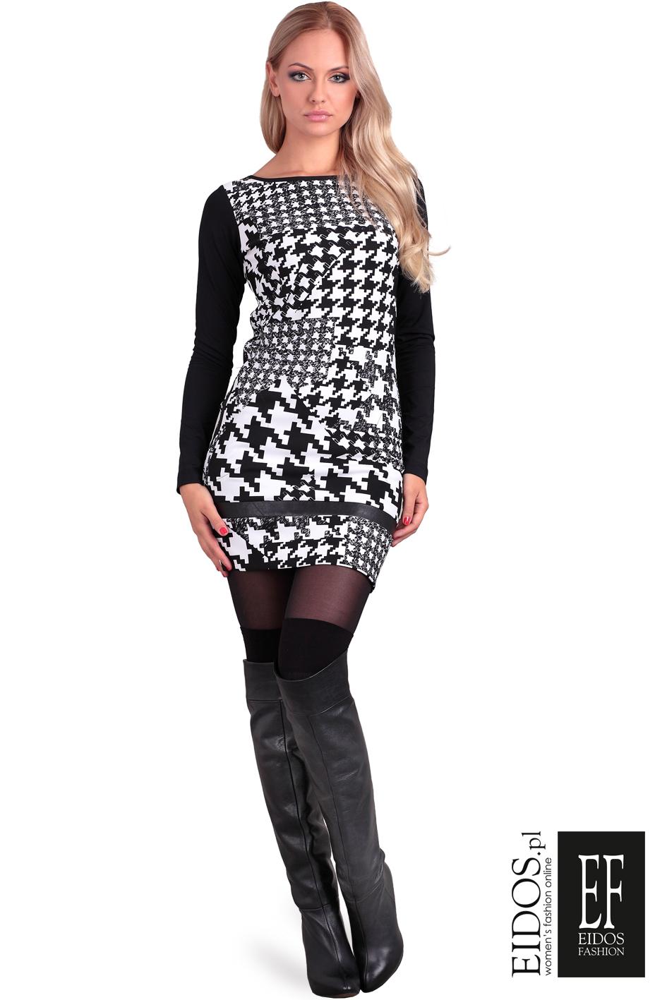 38206a40b3 EIDOS.pl - Sukienka z kieszeniami