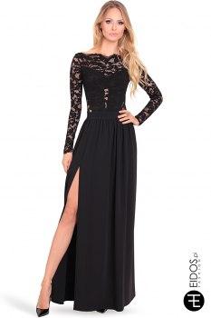 49180618ad Sukienka EVITA czarna