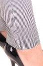 Spodnie KIKO ELASTIC czarno-białe