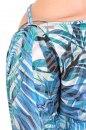 Bluzka EXE TROPIC niebieska