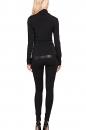 Spodnie BUELL SLIM II czarne