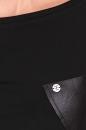 Bluzka CASSILIS NEGRO czarna