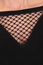 Bluzka SECRET II TRIENGLE czarna
