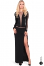 Sukienka HOT DANGEROUS czarna