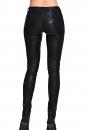 Spodnie KIKO ELASTIC GLAM czarne
