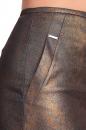 Spódniczka GOLD złoty jeans