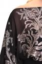 Bluzka BAT GOLD czarno-złota