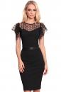 Sukienka BOW czarna