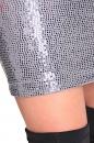 Sukienka EDEN FFLLAASSHH !!! srebrna