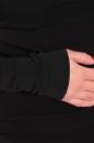 Bluzka EDEN SQUARES czarna