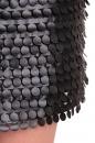 Spódniczka SKIN small DOTS czarna