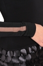 Sukienka HOT SKIN DOTS czarna