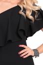 Sukienka SHARON STONE czarna