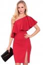 Sukienka SHARON STONE czerwona