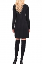 Sukienka TWIGGY czarna