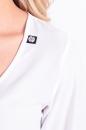 Bluzka SIMPLE biała