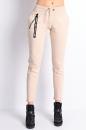 Spodnie FF beżowa bawełna