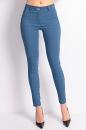 Spodnie MONA ELASTIC MAX niebieski jeansowy