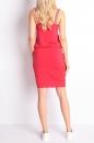 Sukienka REINA SPORT czerwona