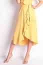 Sukienka ABELLA II bananowa