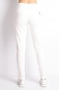 Spodnie SLANT ZIPP FF ecru