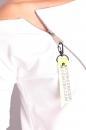 Bluzka ASYMETRIX NICE biała bawełna