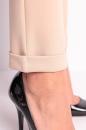 Spodnie VERDE świetlisty beż