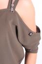Bluzka ARM ZIPP khaki