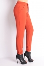Spodnie EVO II ruda marchewka