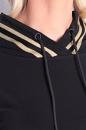 Bluzka FINO LAMPAS GOLD czarna