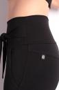 Spodnie LAO ZIPP SJ czarne