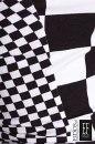 Bluzka CHESS black&white